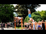 First Street Workout Fest in Estonia