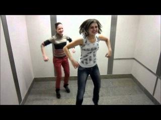 видео урок макарена для флэшмоба