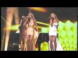 Eurovision 2011 Semi-Final 2 - Slovakia - TWiiNS - Im Still Alive
