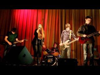 Impulse - Flash the light (концерт в музыкальном центре Мир 24 февраля)