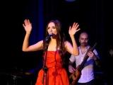 ESCKAZ live in Baku Sabina Babayeva at Azerbaijan Party 2