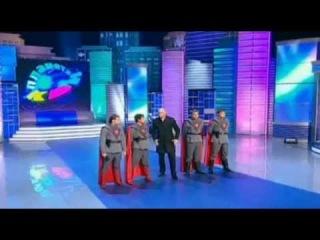 КВН 2012 Вятка  вторая игра 1/4 финала все выступление