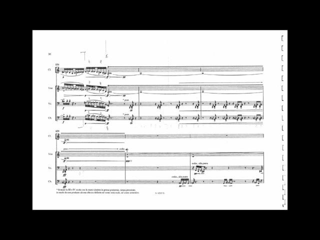 Ivan Fedele - Arcipelago Möbius [w/ score]