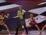 Евровидение-2012. Финал. Номер 26. Паша Парфений (Молдавия)