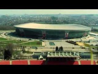Ukrainian Stars - Вболівай! (Неофициальный гимн ЕВРО-2012)
