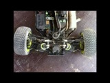 JQ Products - doing THECrash test to THE Car nitro buggy