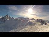 Franch Alps  NY holiday
