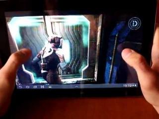 Обзор игры Dead Space на Samsung Galaxy Tab 10.1