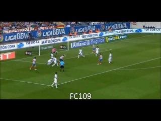 Radamel Falcao - Top 10 Goals 11/12 HD