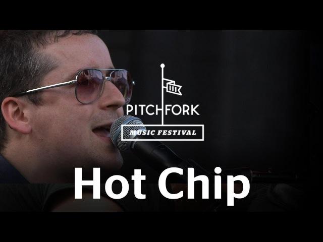 Hot Chip - How Do You Do? (Live Pitchfork Music Festival 2012)