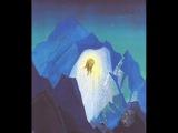 Карин Крог и картины Н. Рериха (Karin Krog - Himn Of Joy)