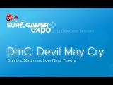 Eurogamer Expo 2012: DmC: Devil May Cry
