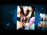 Ganja Girls VS Kung Fu Fighting Styles (раста, растаманы, растафорай)