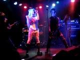 Demona Mortiss 11/29/12 (The Viper Room) Short Clips