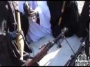 Taliban recruits for the burka brigade.