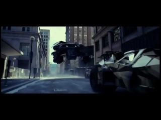 Темный рыцарь:Возрождение легенды.Русский трейлер.HD бэтмен 2012 бетмен 2012