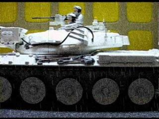 Tamiya JGSDF Type 74 Tank (Winter Version)