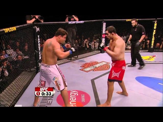 Free Fight Frank Mir vs Minotauro Nogueira