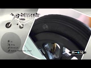 Warum das Micro G Bike zu dir passt