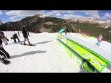 Brandon Enouf 2011-2012 Skiboard Season Edit