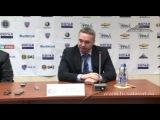 Салават Юлаев - Ак Барс 5:0. 1.02.13. Пресс-конференция