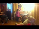 Lauren Taveras - Sings Apologize/One Republic (Piano Acoustic)