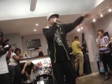 Reeps One (Performance Pt. 1) @ Atmos NYC - Chach Shirt Release party