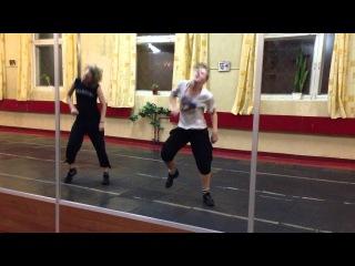 Devil Dance -Aleksandra and Kerry