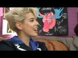 FIVE O'CLOCK HEROES with AGYNESS DEYN Interview!