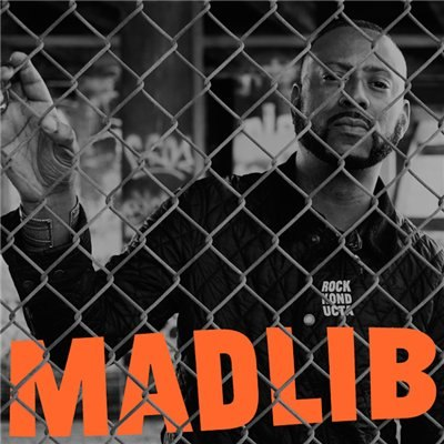 Madlib - Rock Konducta Part 1 & 2 (2014)(Рэп минуса)