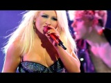 Christina Aguilera Move The World Diss Justin Bieber Boyfriend Live The Voice 2012 Music Video
