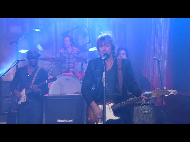 Richie Sambora - Every Road Leads Home To You 2012.12.03 - The Late Late Show with Craig Ferguson