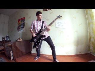 [Bass Cover] Linkin Park -- Faint [Bass Cover]
