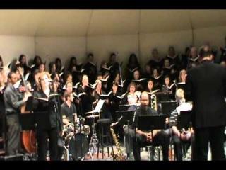 CSUEB Oratorio Society and CSUEB Jazz Orchestra - Duke Ellington's Sacred Concert; Freedom 3d