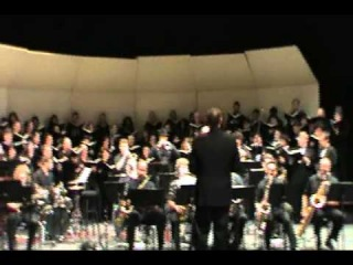 CSUEB Oratorio Society and CSUEB Jazz Orchestra - Duke Ellington's Sacred Concert; Freedom 3f-3g
