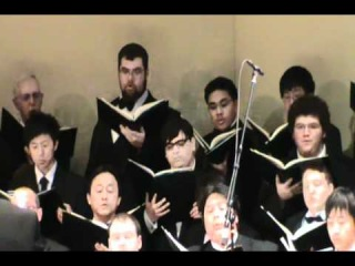 CSUEB Oratorio Society and CSUEB Jazz Orchestra - Duke Ellington's Sacred Concert; Freedom 3e