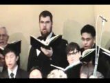 CSUEB Oratorio Society and CSUEB Jazz Orchestra - Duke Ellington's Sacred Concert; Freedom 3a