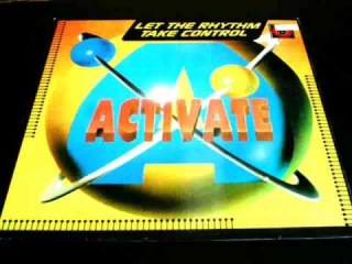 Activate - Let The Rhythm Take Control (52nd Street Mix)