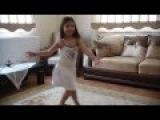 Süper cici kız Ceren oryantal dans  şoww