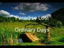 Paradise Lost - Ordinary Days 1999 ( music and lyrics )
