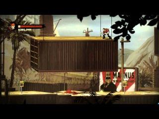 Прохождение игр ,,Shank 2,, часть 2.