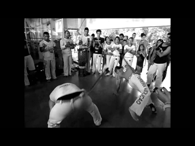 Capoeira abolicao colombia moleque