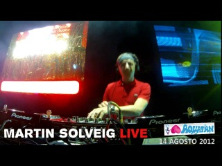 Aquafan: Martin Solveig 14 Agosto 2012 - webcam in consolle 3/3