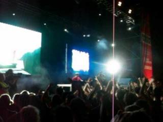 Martin Solveig Play Levels Avicii Live Aquafan Riccione Vodafone Square Ferragosto 2012