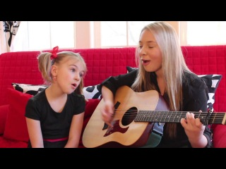 Allie and Anna Graceman - Dancing on Cobblestones