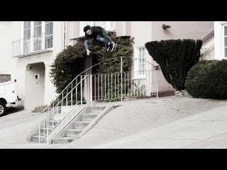 Omar Salazar: Nike x Levi's 511 Skateboarding Collaboration