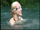 Emily scott bikini babe strips down for water bushtucker trial im a celebrity