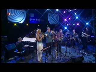 JazzBaltica Ensemble directed by Johannes Enders - jazz baltica 2008