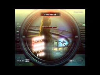ИГРА Hitman: Sniper Challenge обзор от зюзи