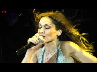 Despina Vandi Live @ DC Mou Ftiaxneis Thn Mera Aponomh Alaksa